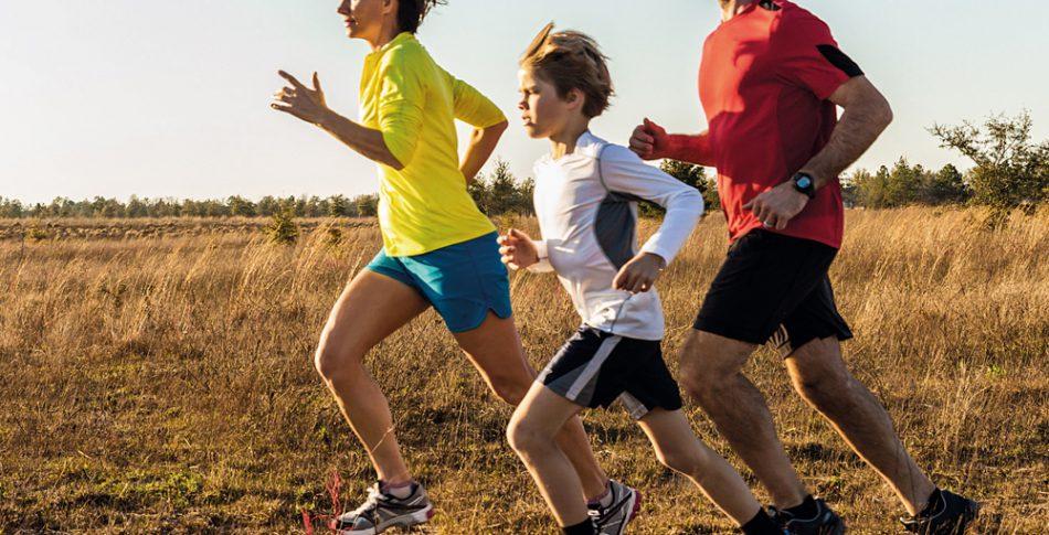Löpning ger smarta barn!