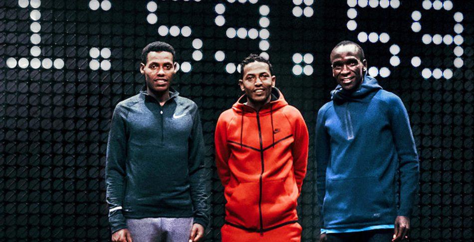 Så planerar Nike att spränga 2-timmarsgränsen på maran under 2017!