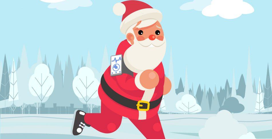 Julens snabbaste träning: 3 pass under 30 minuter!