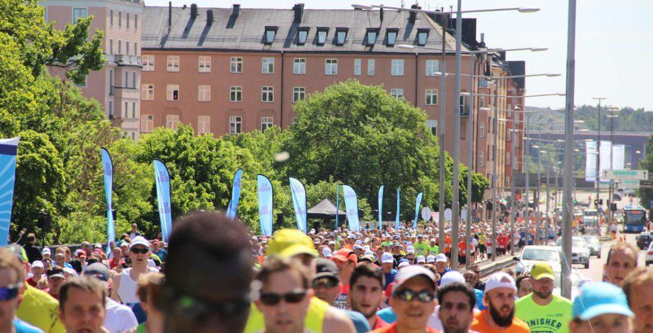 Ny bansträckning på Stockholm Marathon – så ser den ut!