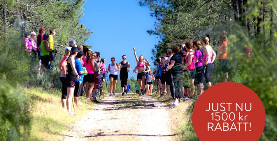 Häng med oss på RW Running Week – en löpares paradisresa!