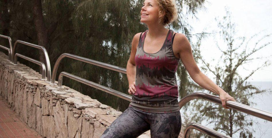 Jag är löpare: Daniella Witte