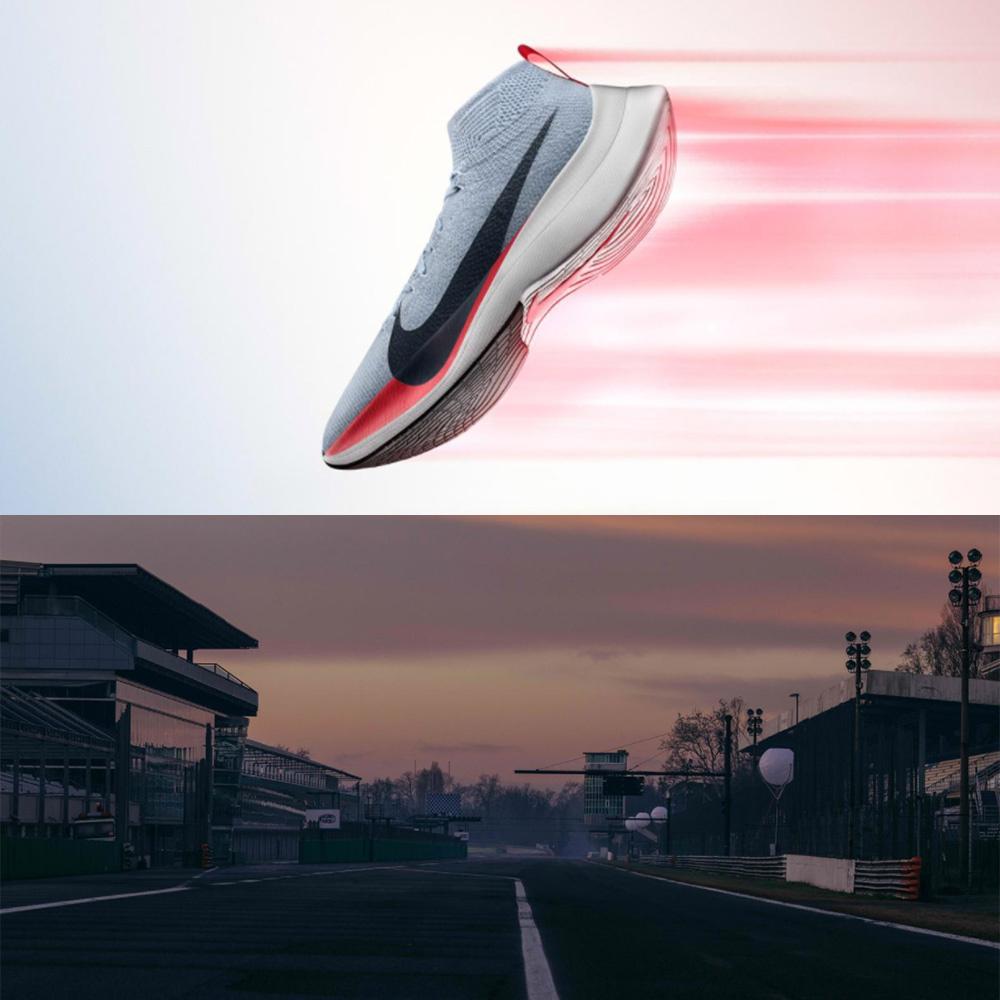 new style 47848 f8304 Ny skoteknik från Nike - spana in Odyssey - Runner s World