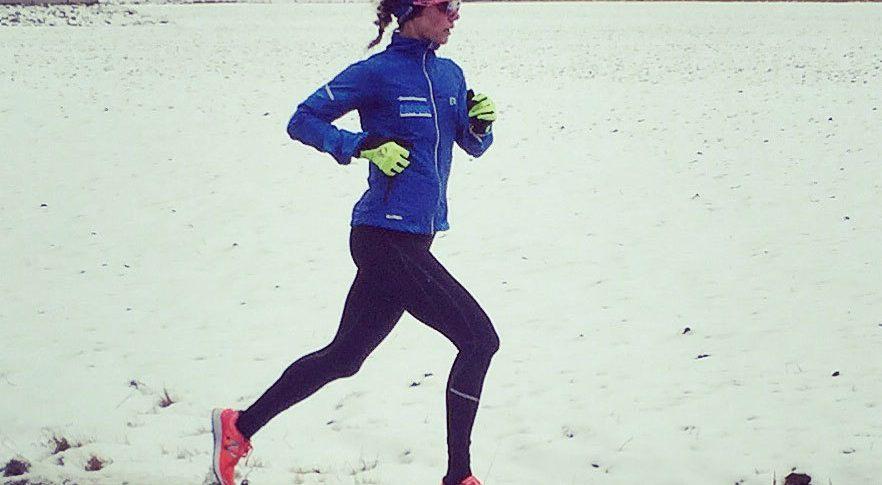 Svenskt rekord av Sophia med 80 km