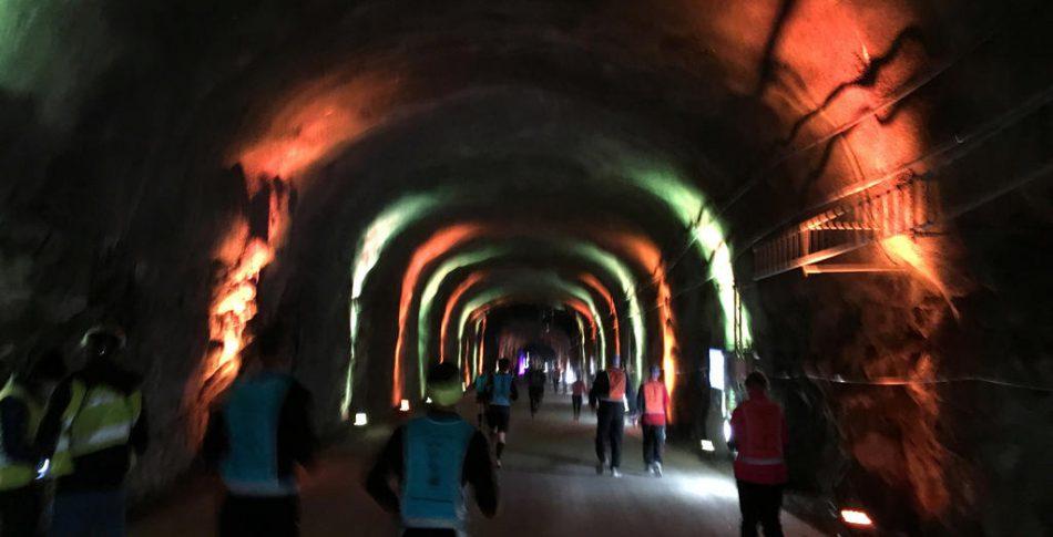 Helgens stora händelse i Stockholm – Tunnel Run!