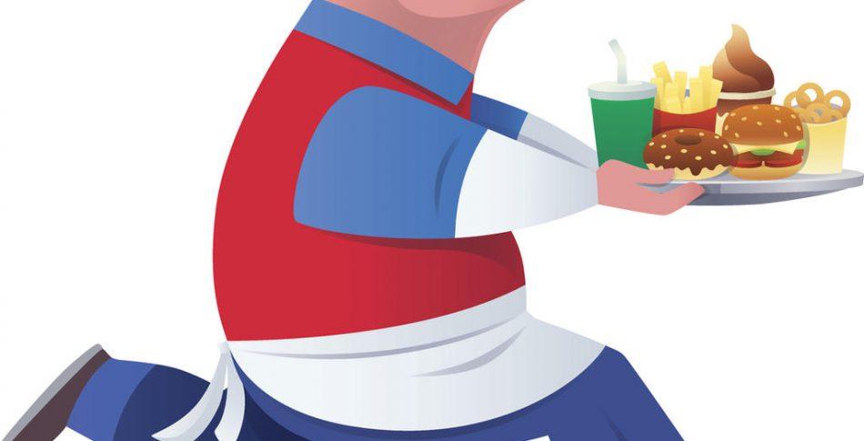 Löptävling mot övervikt