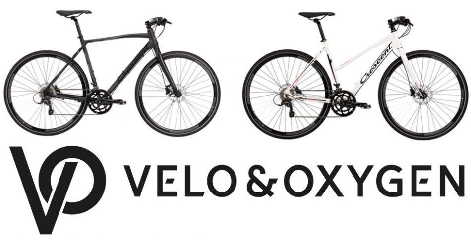 Vinn en Crescent-cykel från Velo & Oxygen!