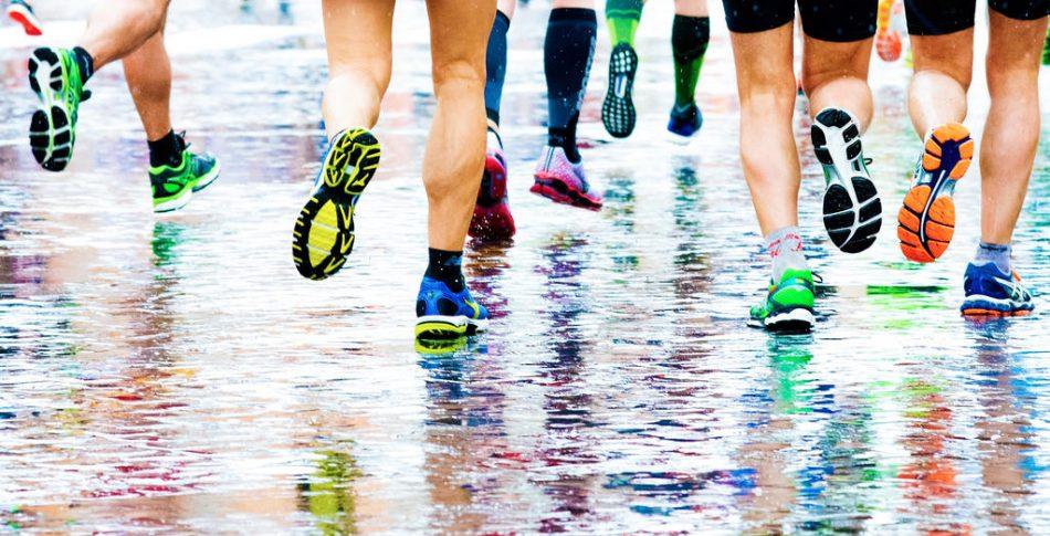 Nytt membran till löparskor