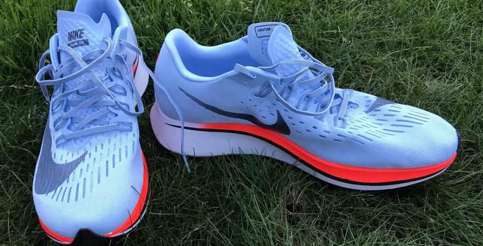 Test: Nike Zoom Fly YouTube