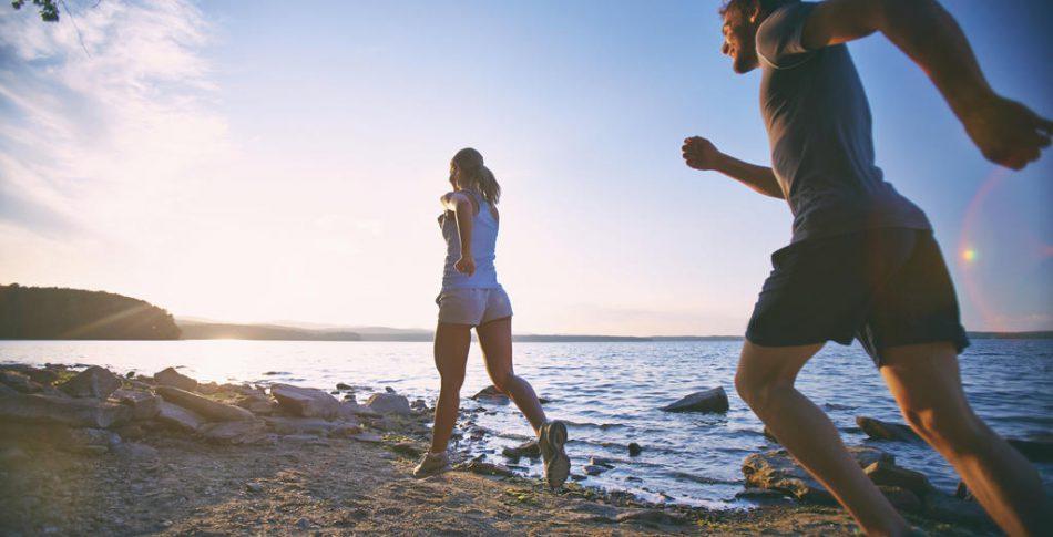 Så löptränar du smartast på semestern!