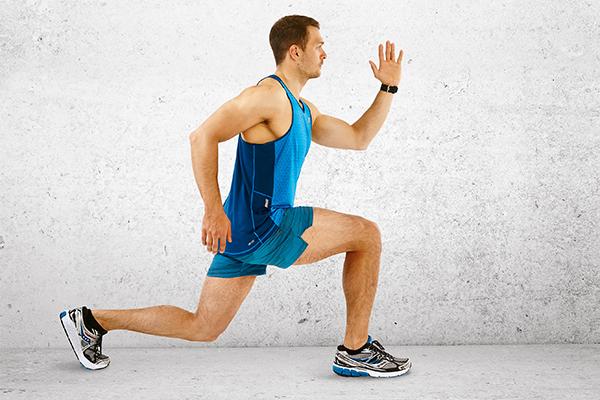Fem lätta övningar som ger dig starka ben
