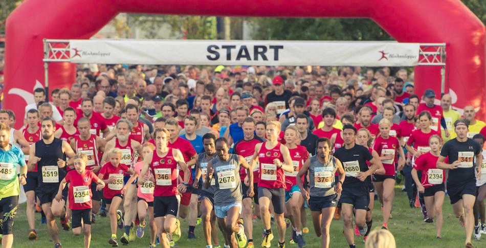 Blodomloppet går mot trenden – ökar antal deltagare