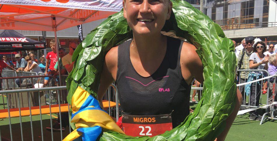 Svenska framgångar i Swiss Alpine Marathon