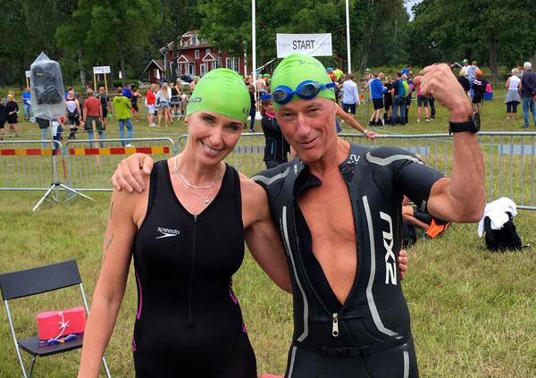 Gysing goes Ånga  – rapport från Sveriges största tävling för Swimrun!