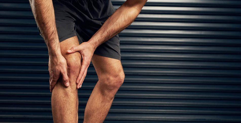 Ont i knät – vad ska man göra?