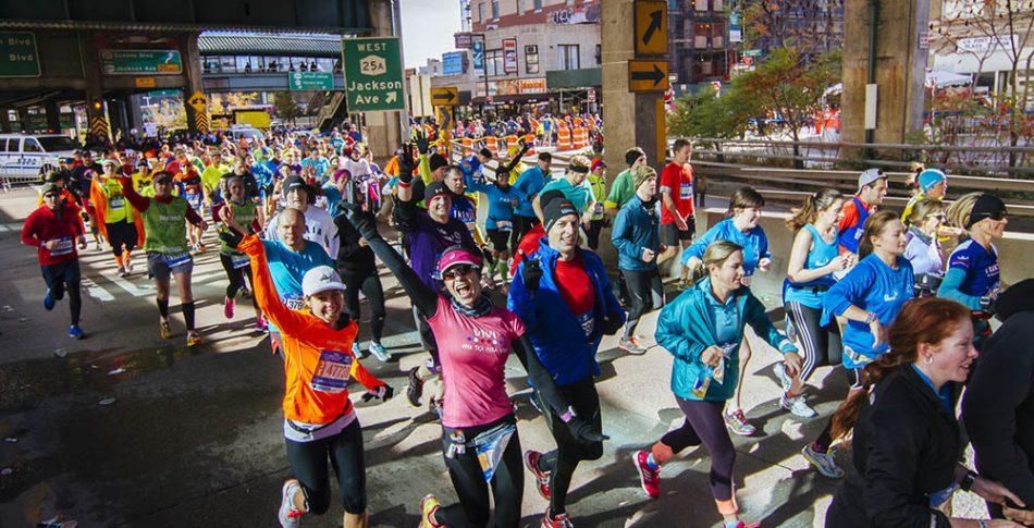 Upplev New York City Marathon – ett lopp utöver det vanliga!
