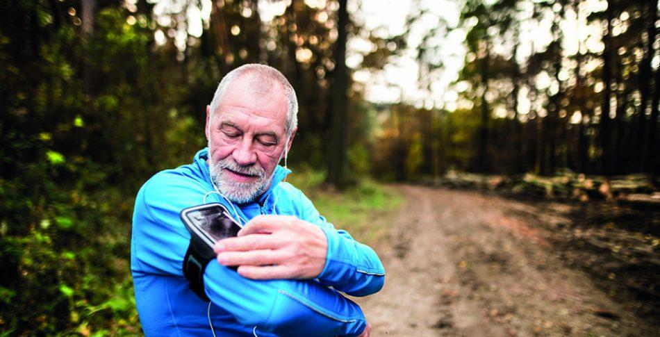 Spring –och bromsa in åldrandet