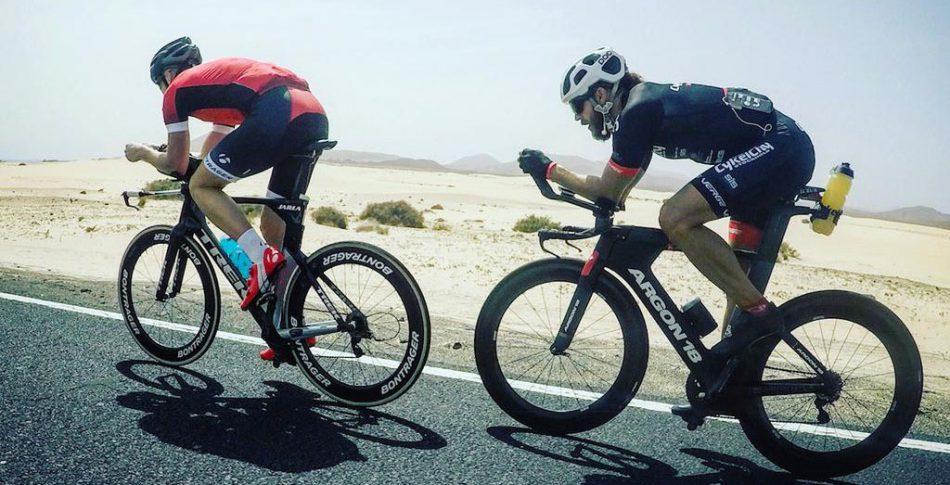 Första Ironman på full distans i Italien lockar många svenskar