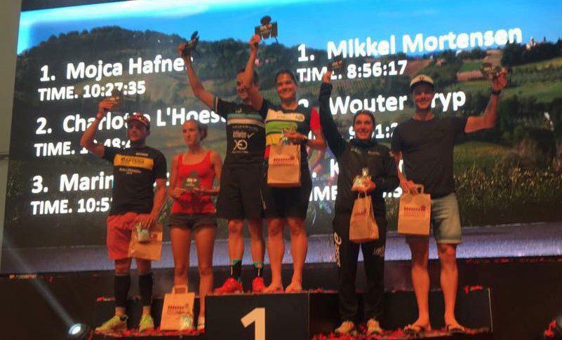 Kristian Ek bäste svensk på Ironman Italien