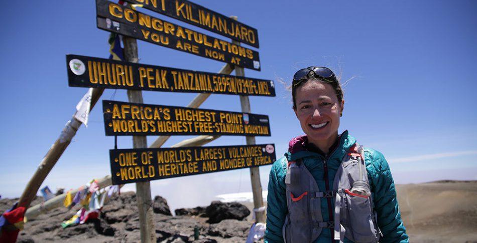 Kilimanjaro-rekordet krossat