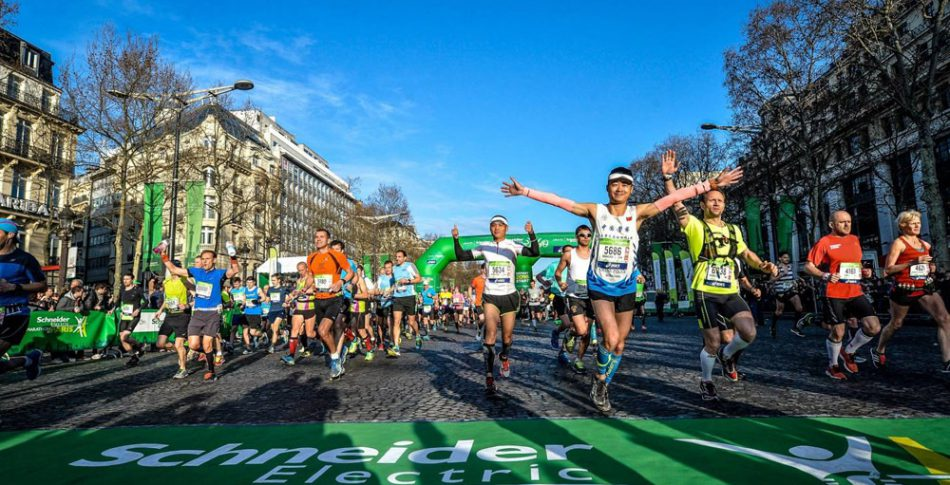 Spring Paris Marathon 2018 med Runner's World!