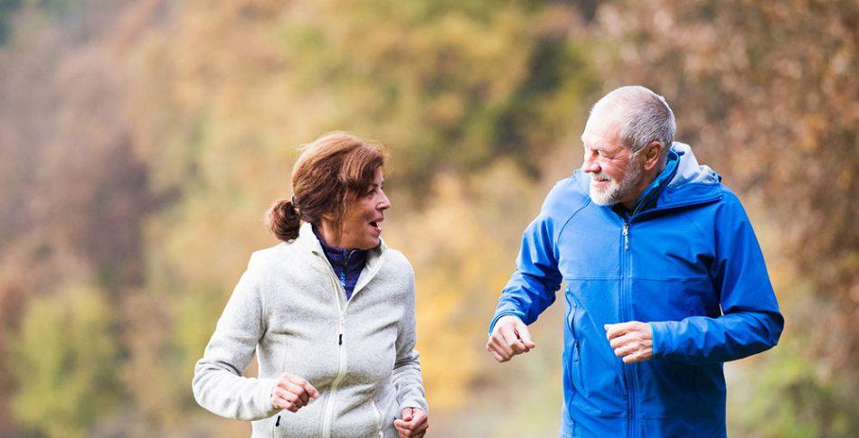 Rör dig –och motverka åldrandet