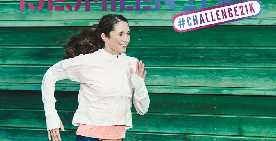 6 frågor till #Challenge21K-coachen Lisa Beskow