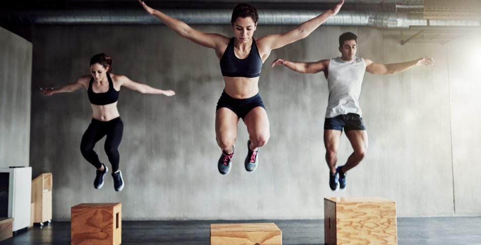 Plyometri – utnyttja din kropps inre kraft