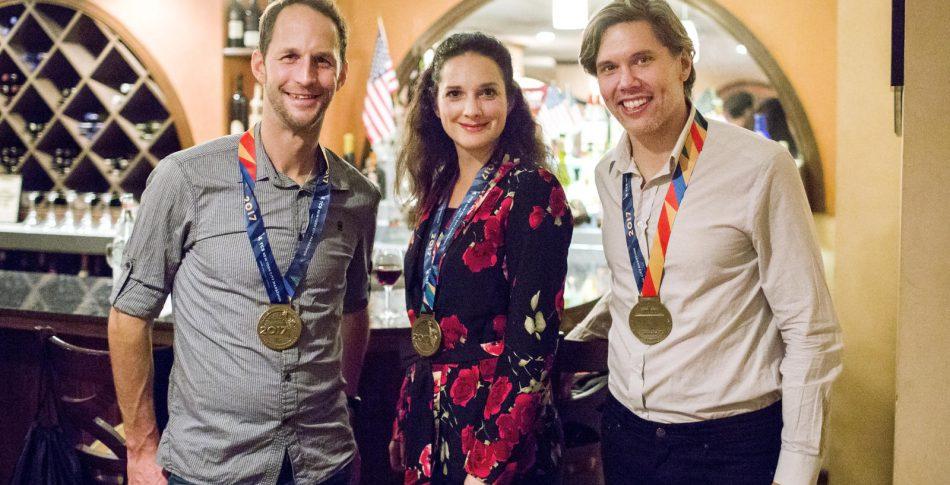 Kolla in filmen från New York Marathon-utmaningen