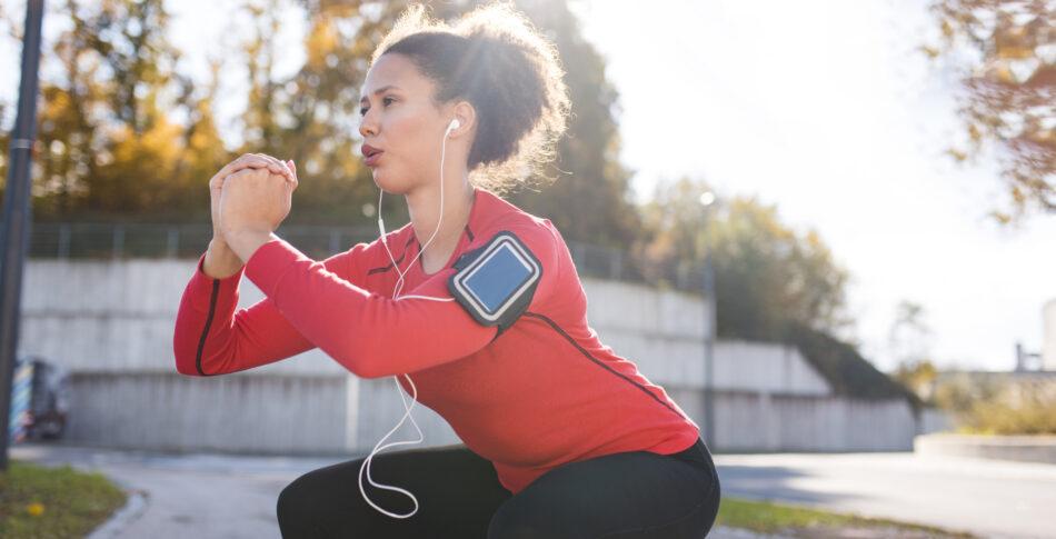 Smidig och stark kropp = snabb och skadefri löpare