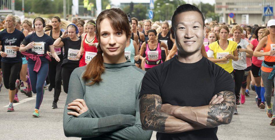 Boka in en fullmatad träningsdag med Lisa & Mårten den 18:e mars!