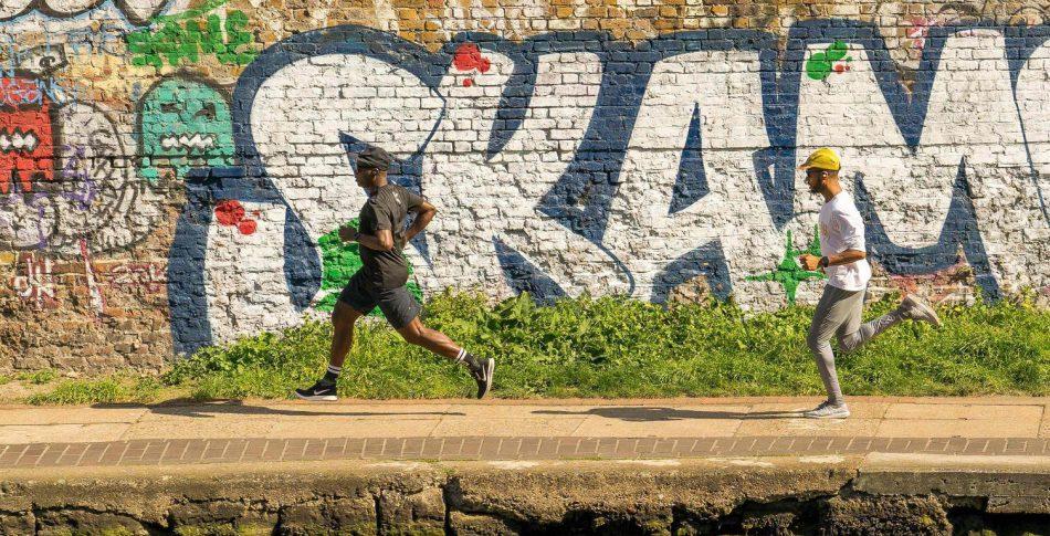 Run in my world – London
