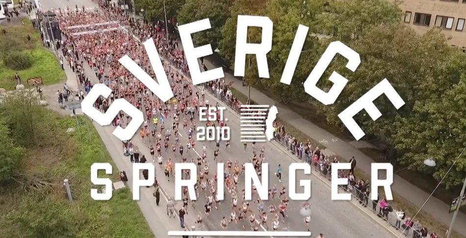 Kolla in höstpremiären av Sverige Springer
