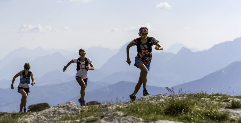 Run in My World: Chamonix