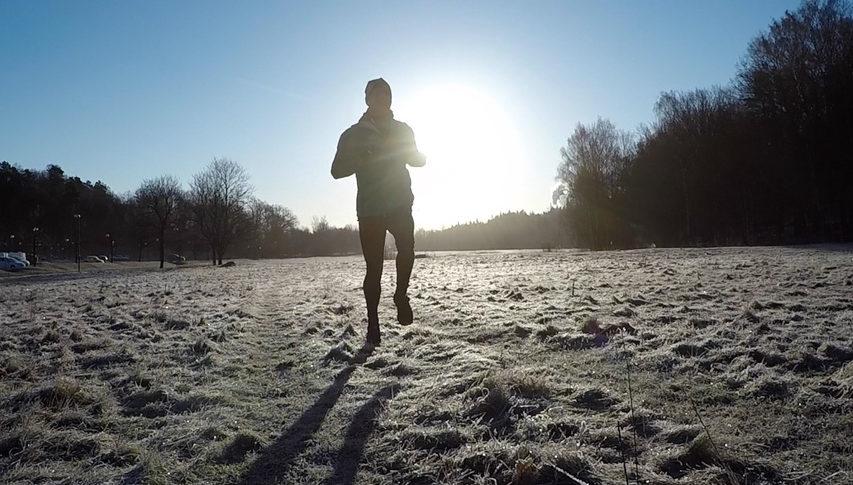 Höst- och vinterlöpning