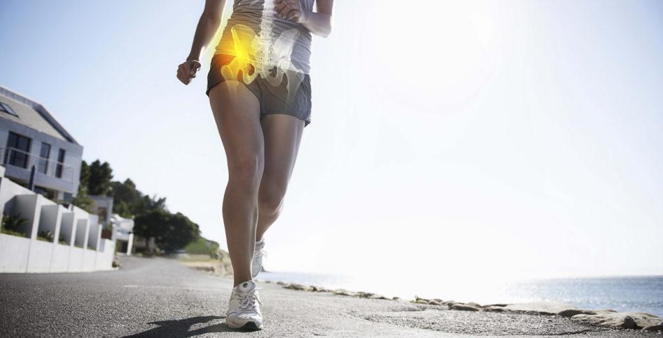 Spring bort din smärta!