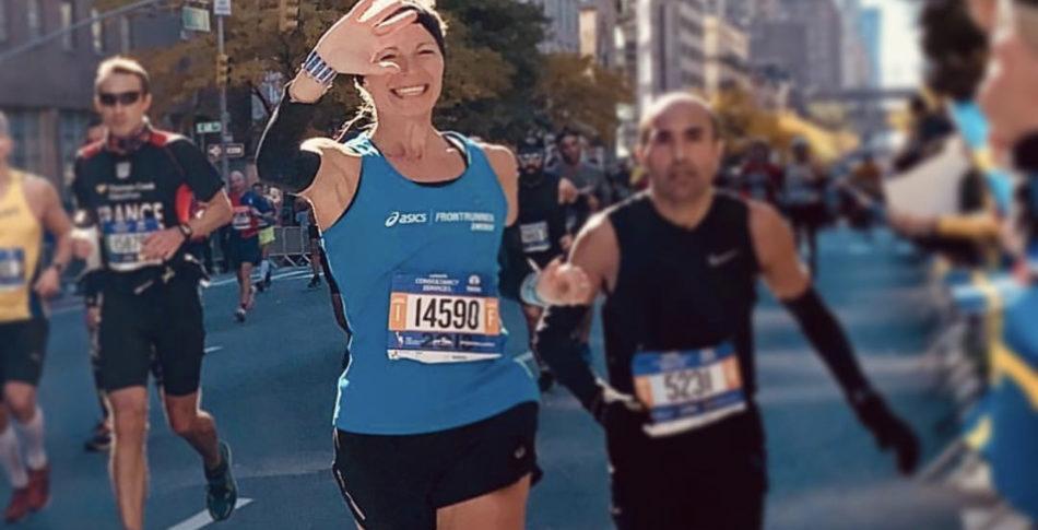 Vägen mot New York Marathon 2018