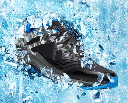 ... om du vill ha en odubbad sko med bra vintergrepp och ändå skön känsla  mot underlaget om asfalt eller annat hårt underlag kommer fram på löprundan. 346e99bf3a45d