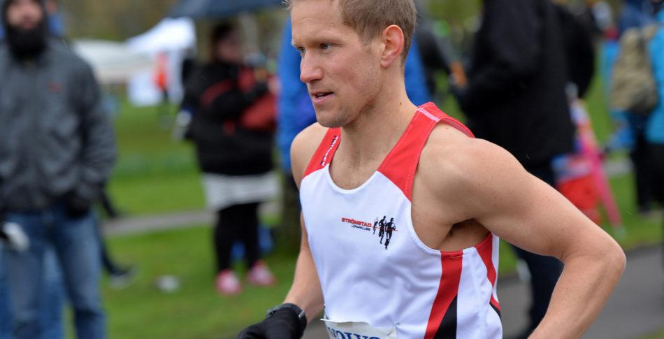 Johan Larssons makalösa maratondebut