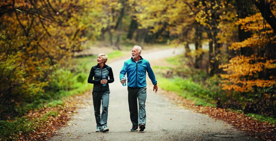 Träna mer med löp-gångmetoden!