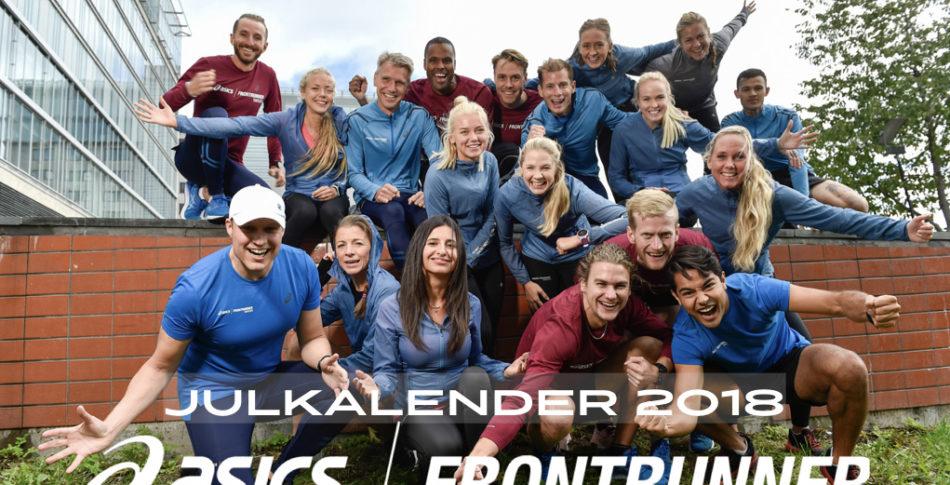 Vinnarna i ASICS Frontrunner-julkalendern!