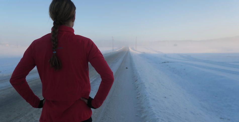 Hur ska man klä sig för vinterlöpning?