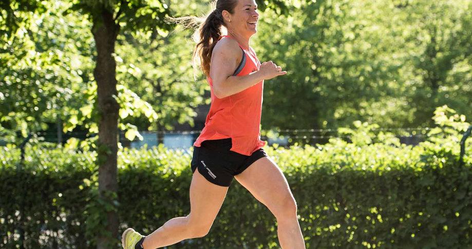 Träningsupplägg, tävling & löpstyrka