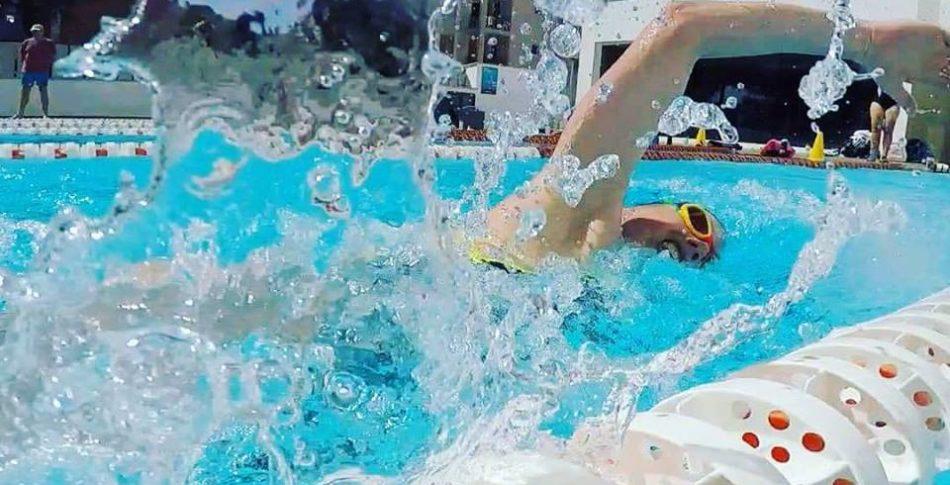 Oxveckorna och nystart med simning!