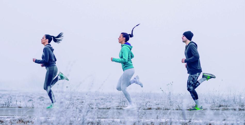 Tre tumregler för vinnande vinterträning!