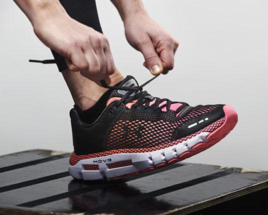291f1c2c992 Nyfiken på skon som Rebecca sprang i? Läs mer om Hovr Infinite här