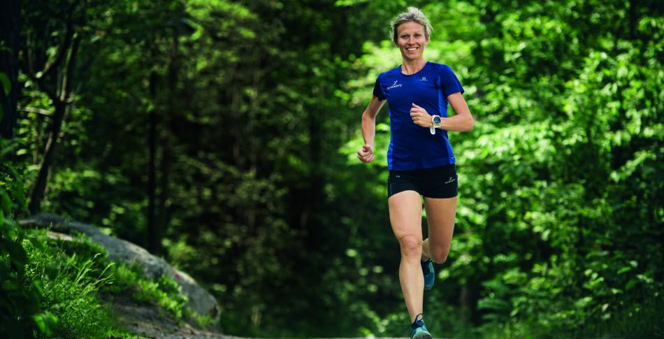Johannas Bäcklunds maratonsuccé!