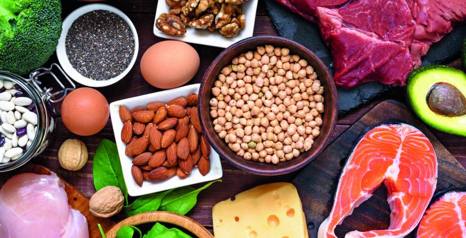 Så mycket protein behöver du som tränar