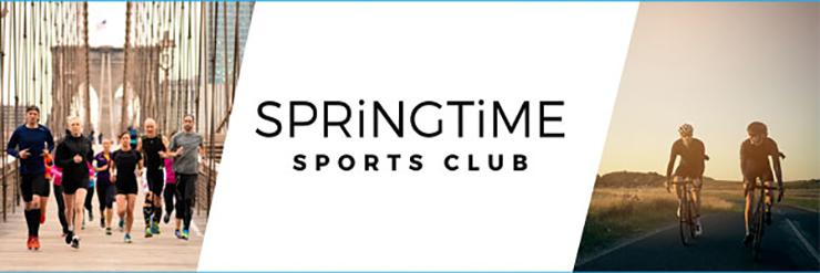 Gå med i Springtime Sports Club kostnadsfritt!