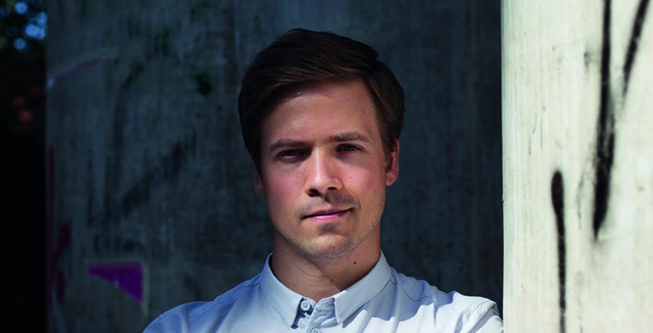 """""""Jag är löpare"""" Meteorolog Nils Holmqvist"""